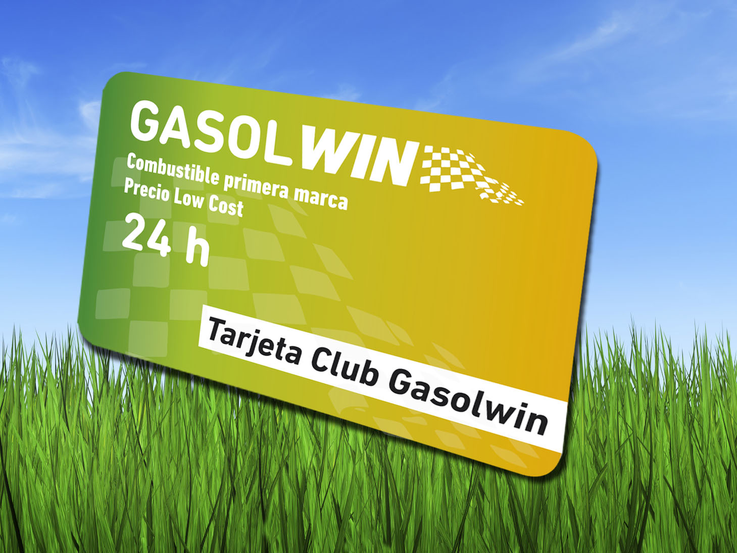 Tarjeta gasolina