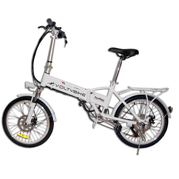 Bicicleta electrica plegable Urban Classic